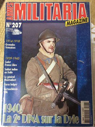 Revista de militaria