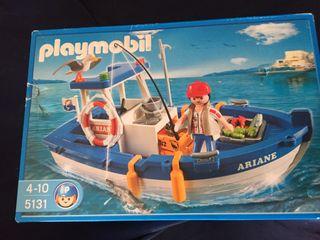 Barco Playmobil, ref 5131
