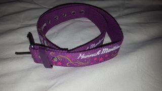 cinturon Hannah montana