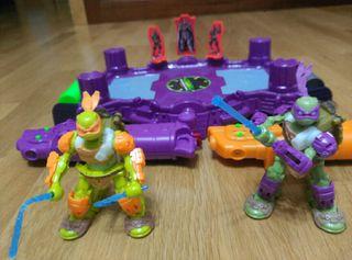 juego tortugas ninja