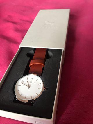 Reloj the horse - piel marron