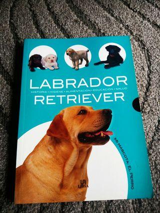 Libro Sobre El Labrador Retriever