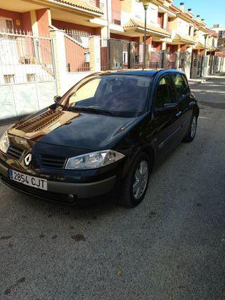 Renault Megane II, 1.9 dci, 130cv