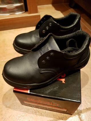 zapato seguridad trabajo