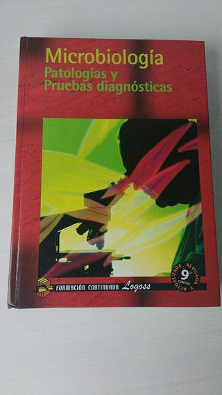 Libro Microbiología Patologías y pruebas diagnósti