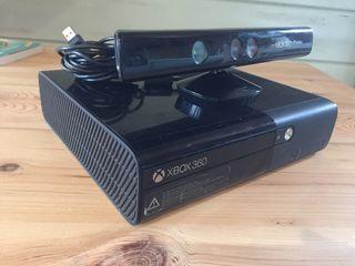Xbox 360 250 gb, kinect y tres mandos.