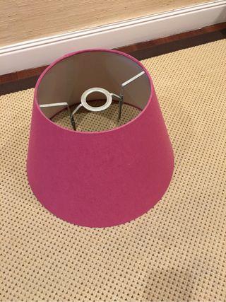 Pantalla de lampara de techo