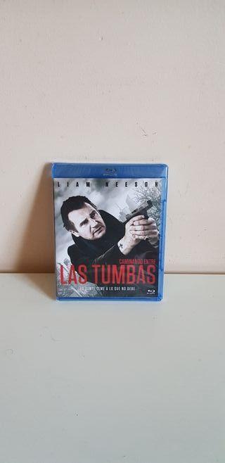 Blu Ray Caminando Entre Tumbas