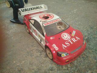 Coche Rc rally gasolina