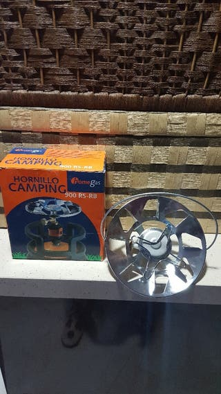 Hornillo camping home gas 900 RS-RB