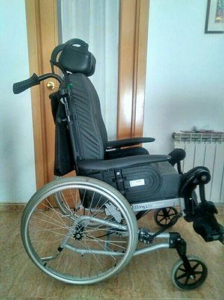 Silla de ruedas basculante de segunda mano por 500 en vila seca wallapop - Sillas de rueda de segunda mano ...