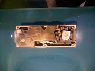 Depósito detergente lavavajillas