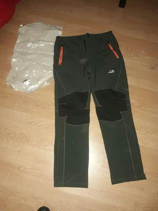 pantalon treking