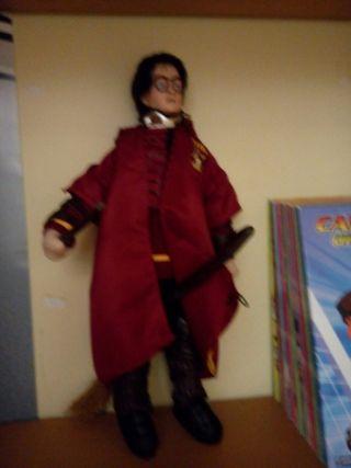 harry potter neca quidditch