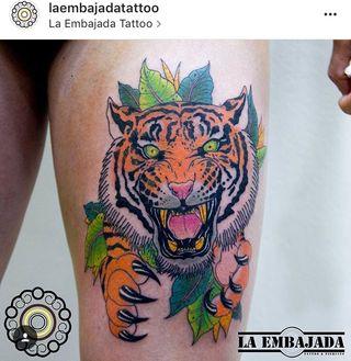 La Embajada Tattoo & Piercing