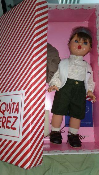 muñeco juanin de mariquita perez