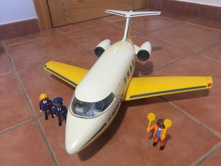 Avion Jet Playmobil ref 3185