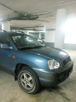 Hyundai Santa Fe 2003, se vende