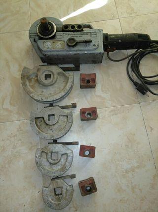 curvadora de tubo eléctrica rothenberger