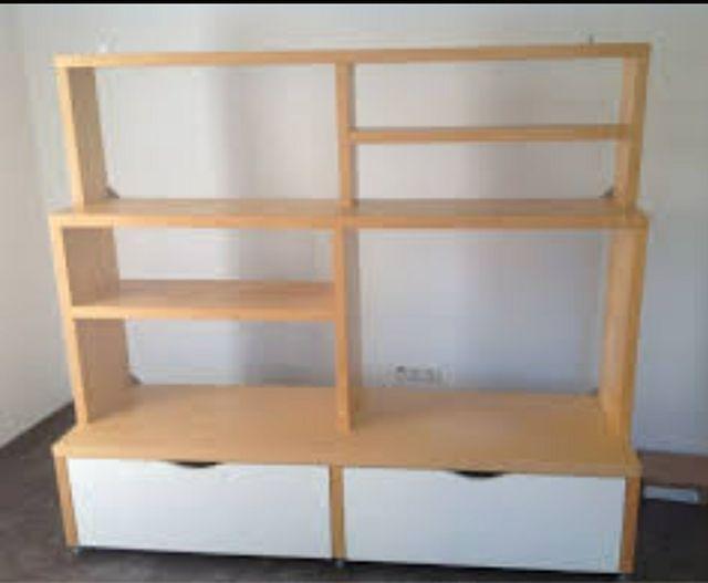 REBAJADO: Mueble Salon/Comedor IKEA con cajones de segunda mano por ...
