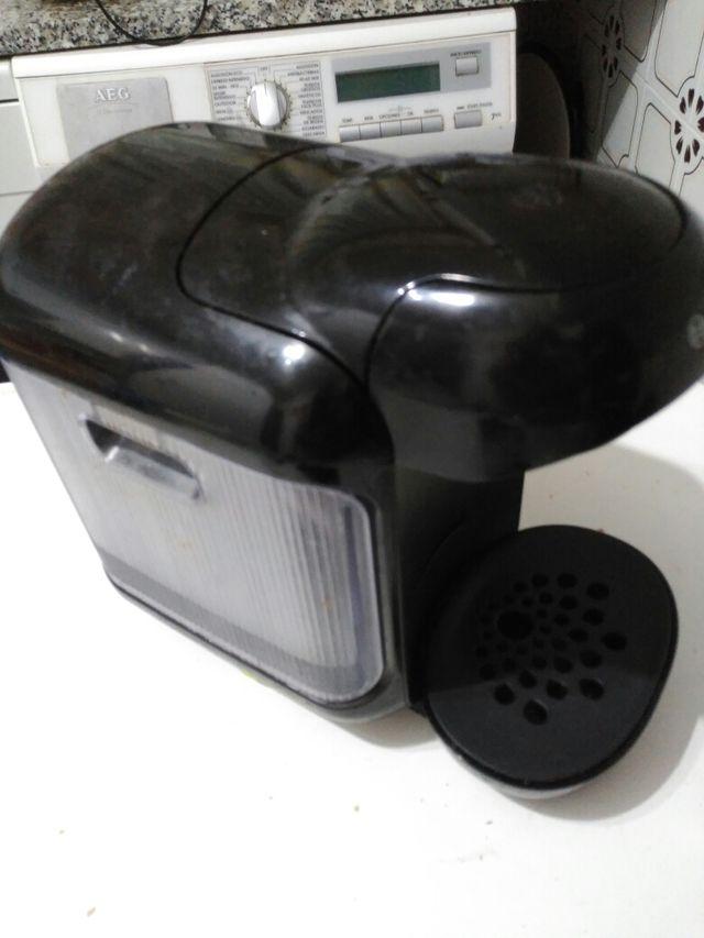Cafetera capsulas Bosch