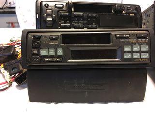 Radiocasette de coche