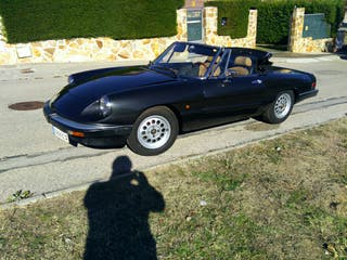 Alfa Romeo Spider 1984