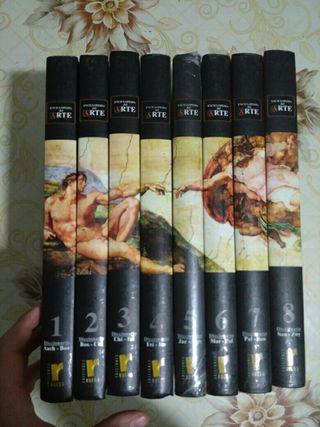 Enciclopedia del arte NUEVA y completa