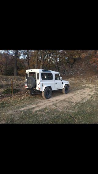 Land rover Defender 2006