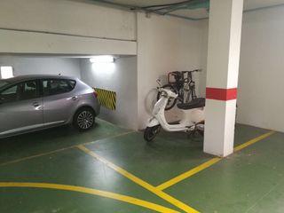 Garaje para motos o coche pequeño, Centro Marbella