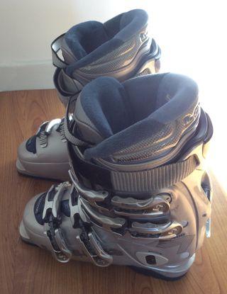 Botas de ski, REBAJADAS!! mujer, LOWA,alemanas,como nuevas,T37/38