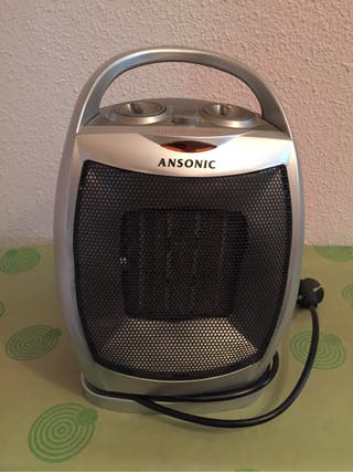 Calefactor Ansonic