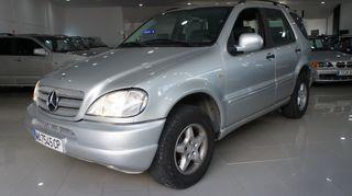 Mercedes-Benz ML 320 gasolina, automatic 2000