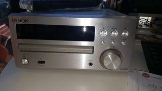 equipo de sonido DENON RCD M-40