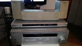 amplificador sony str 585