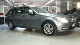 Mercedes-Benz Clase C 200 State, Estate.