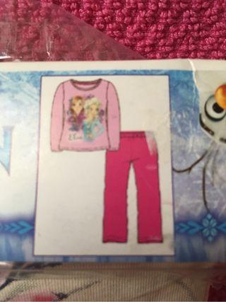 Pijama FROZEN nueva! 11-12años
