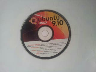 software original linux Ubuntu 9.10