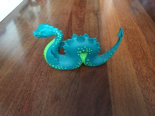 Dragon marino playmobil