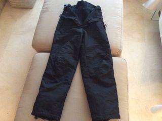 Pantalon de ski talla 12