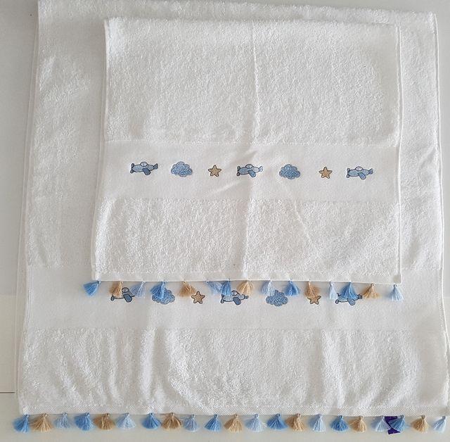 Toallas zara home nuevas de segunda mano por 20 en for Zara home toallas bano