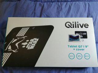 "Tablet 9"" QILIVE StarWars, Quad-Core, 8GB, MicroSD"
