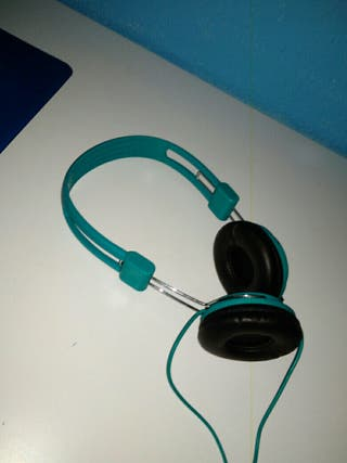 Cascos audio