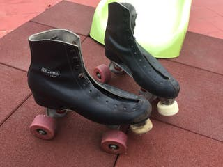 Patines paralelos roller