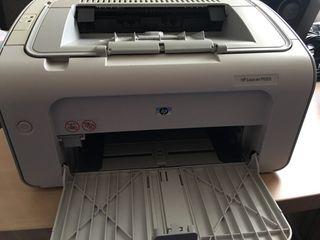 Impresora hp p1005 laser