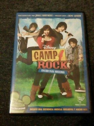 dvd camp rock