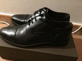 Zapatos Derbies negros