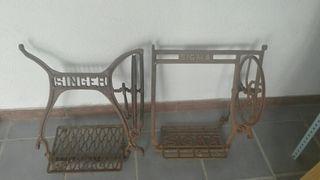 Pedales máquina de coser