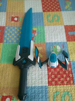 Espada Max Steel