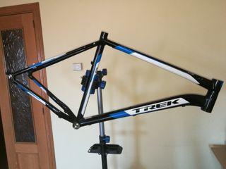 cuadro de bicicleta Trek